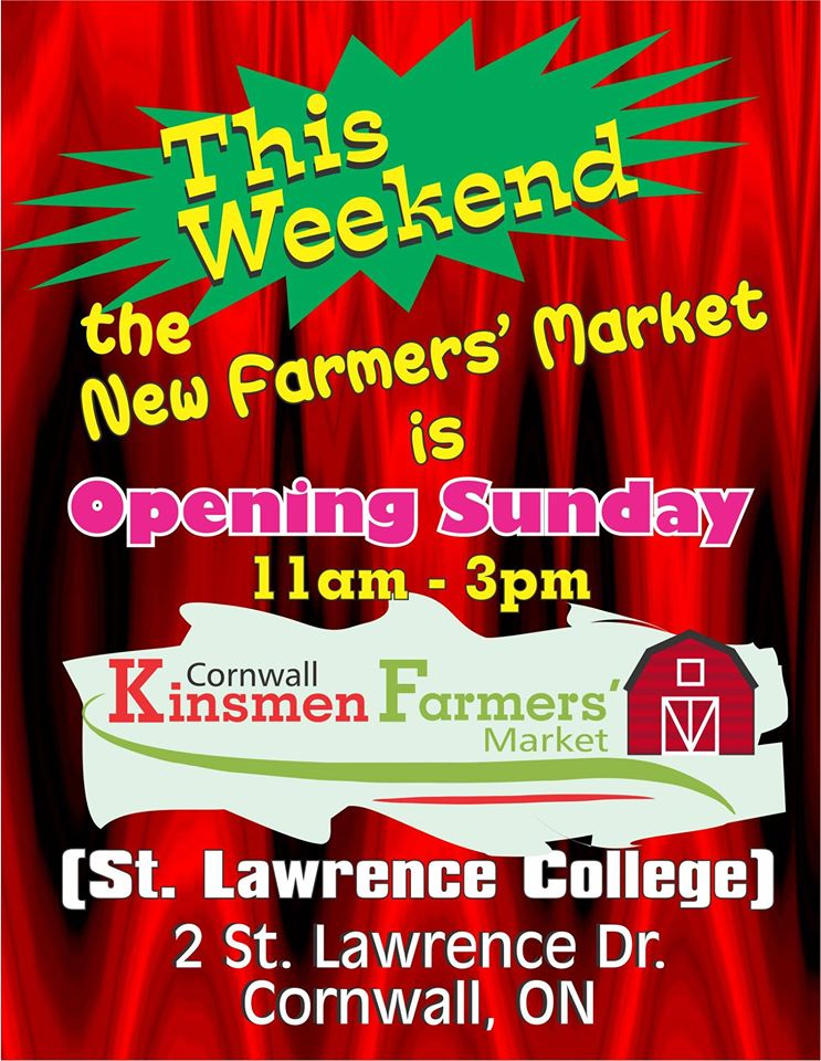 Farmers Market This Sunday